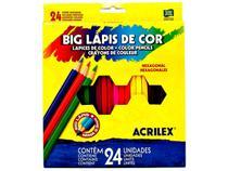 Lapis De Cor Big C/24 Cores - Acrillex