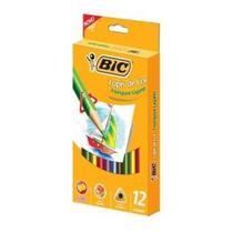 Lapis de cor evol triang c.12-891853 - Bic -