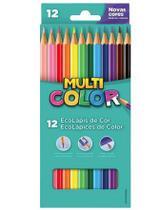 Lapis de cor faber 12 cores multic super - Multicolor