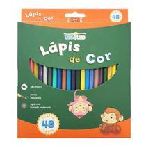 Lápis de Cor Leo e Leo 48 Cores - Leo Leo