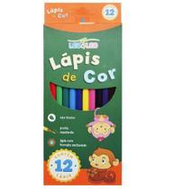 Lapis de cor leo leo 12 cores -