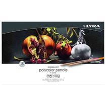 Lapis de Cor Lyra Polycolor Rembrandt 72 Cores -