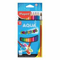 Lápis de Cor Maped 12 Cores Aquarelavel 836011ZV 21089 -