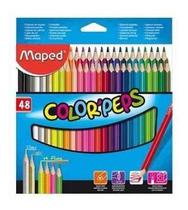 Lapis De Cor Maped Color Peps - 48 Cores -