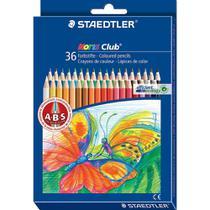 Lapis de cor noris club 36 cores -144 nd36 - Staedtler