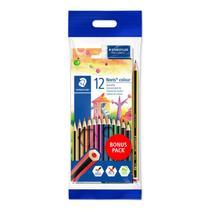 Lapis de Cor Staedtler Noris Colour  12 cores -