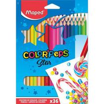 Lapis De Cor Triangular Lapis De Cor Triangular Color Peps - Maped