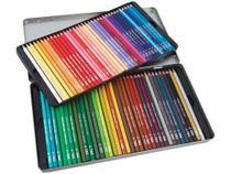 Lápis de Cor Tris Mega Soft - 72 Cores com Estojo -