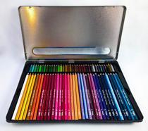 Lápis de cor tris mega softcolor 72 cores -