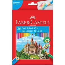 Lapis Ecolapis 36 Cores (7891360458159) - Faber-Castell