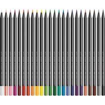 Lapis Ecolapis Supersoft 24CORES - Faber-Castell