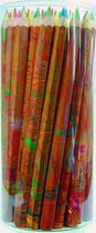 Lápis Multicolorido Cretacolor Brevilliers Mega Quattro 34198 -