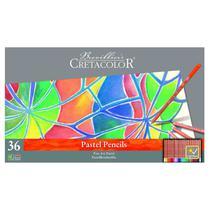 Lapis Pastel Seco Fine Art Pastel 36 Cores Cretacolor -