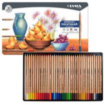 Lápis Polycolor Rembradt Lyra com 36 Cores - 2001360 -