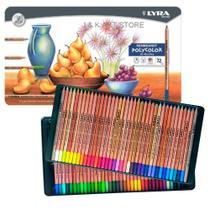 Lápis Polycolor Rembradt Lyra com 72 Cores - 2001720 -
