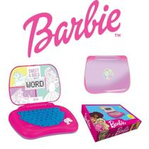 Laptop barbie - bilingue - Candide