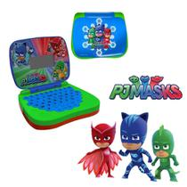 Laptop do pjmasks  bilingue - Candide