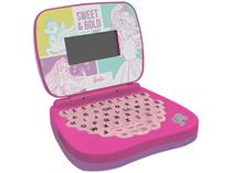 Laptop Infantil Barbie Musical - Candide