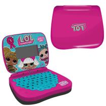Laptop Infantil - Lol Surprise - Bilíngue - Candide -