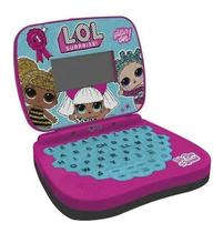 Laptop infantil notebook Lol Surprise candide -