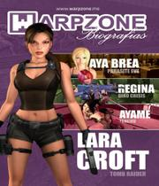 Lara Croft - Biografias - Vol 08 - Warpzone