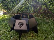 Lareira Externa para Jardim - Diamond
