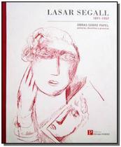 Lasar segall: 1891 1957 obras sobre papel. pintura - Pinakotheke -