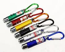 Laser Pointer Vermelho 3 Em 1 Chaveiro Lanterna Gato Brincar - Luatek
