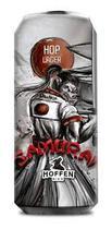 Lata hoffen am lager samurai 473ml - Hoffer
