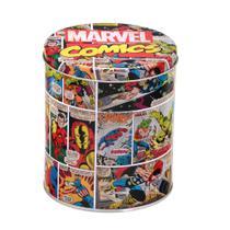 Lata Marvel Comics 13x13x15cm -