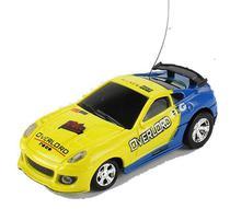 Lata Racing Carrinho De Controle Remoto Amarelo Dtc -