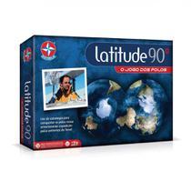 Latitude 90 Jogo Educativo Dos Polos, Estrela -