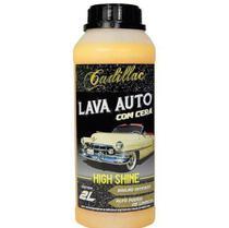 Lava Auto com Cera High Shine 2lt Cadillac -