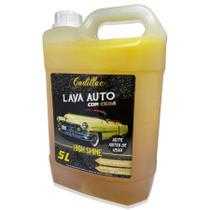 Lava Auto com Cera High Shine 5lt Cadillac -