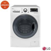 Lava e Seca LG 11kg Branca  WD11WP6 - Touch 14 Programas de Lavagem 127V -