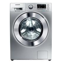 Lava e Seca Samsung 11kg WD4000 DWD11M44530S Ecobubble Prata -