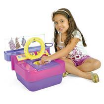 Lava Lava Máquina de Lavar Infantil com Acessórios - PVC - 8006 - Xplast -
