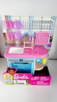 Lava Louça Barbie Moveis Básicos - Mattel