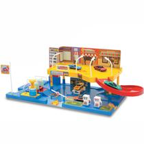 Lava Rápido Acqua Posto - Azul - 0325 - Nig Brinquedos -
