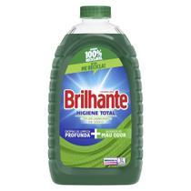 Lava-Roupas Líquido Brilhante Higiene Total Frasco 3L -
