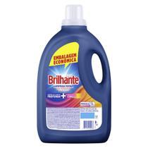 Lava-Roupas Líquido Brilhante Limpeza Total 5l -