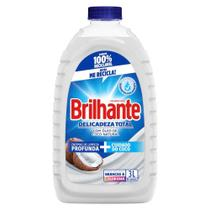 Lava-Roupas Líquido Brilhante Roupas Brancas e Coloridas Delicadeza Total 3L -