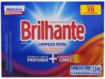 Lava Roupas Sanitizante em Pó Brilhante - Limpeza Total Combate Germes e Bactérias 1,6kg