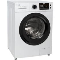 Imagem de Máquina de Lavar Roupas Midea Storm Wash Inverter 11kg Cesto Inox LFA11B1