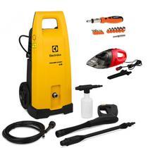 Lavadora de Alta Pressão Electrolux Power Wash Eco EWS 30 Kit Completo  110V -