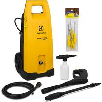 Lavadora de Alta Pressão Electrolux Power Wash Eco Plus EWS 31 Kit Ferramentas  110V