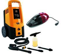 Lavadora de Alta Pressão Electrolux Ultra Pro UPR11 Kit Aspirador  220V -