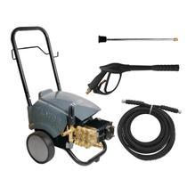 Lavadora De Alta Pressão Industrial Lavor TR 20T 5500W Cinza 220V -