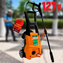 Lavadora de Alta Pressão Residencial J5000 1.300W 110v Stop Total JactoClean -
