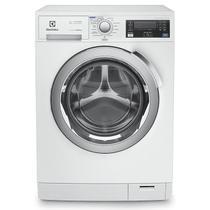 Lavadora de roupa Electrolux 10,2 Kg Front Load com Motor Inverter, Cesto Inox e Sistema Vapor (LFE10) -